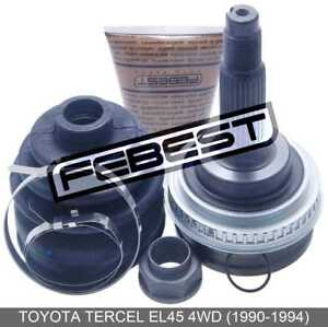 Outer Cv Joint 23X56X26 For Toyota Tercel El45 4Wd (1990-1994)