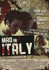 Mad In Italy (DVD - Paolo Fazzini) Nuovo [Home Movies]
