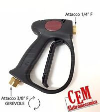 Pistola per idropulitrice attacco girevole 220 bar per Portotecnica Lavor Comet