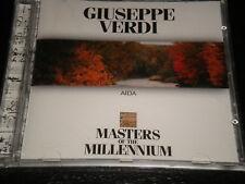 Giuseppe Verdi - Aida  - CD Album - Masters Of The Millennium - 1999