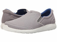 Men Crocs Kinsale Mesh Slip-On 203193-06X Smoke White 100% Original Brand New