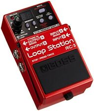Boss RC-3 Guitar Loop Station Stereo Effect Pedal Brand New Free Ship w/Tracking