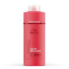 Invigo Brilliance Conditioner Coarse Thick Hair 1000ml Wella Professionals