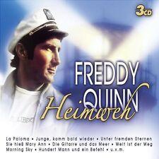 "Freddy Quinn ""Homesick"" 3 CD Box NEW!"