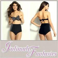 Bandeau High Waist Bikini Swimwear for Women