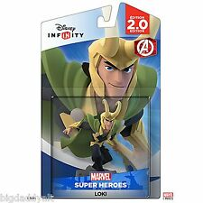 NEW Disney Infinity Loki Laufeyson The Avengers Figure Marvel Heroes Edition