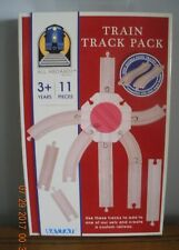 Battat Train Track Pack Double Sided Tracks 11 Pieces-NIB