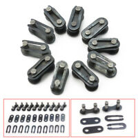10 pcs Useful Chain Connector Black Link Joint for Bicycle Mountain Bike MTB Hot