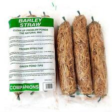 Barley Straw For Ponds & Water Features. Kills Algae. Algae Cure. Three Nets