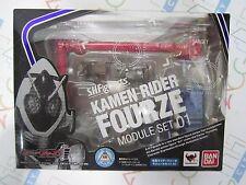 Masked Kamen Rider Fourze SHF S.H. Figuarts Module Set 01 Bandai Japan NO Figure