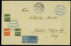"""CZECHOSLOVAKIA 1935 AIRMAIL """"MORAVSKA OSTRAVA"""" TO PRAGU"""