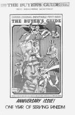 1972 fanzine Buyer'S Guide For Comic Fandom #11 - John Fantucchio cover