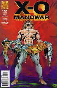 X-O Manowar #65 FN; Valiant | save on shipping - details inside