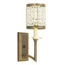 Livex Lighting Grammercy Wall Sconces, Hand Painted Palacial Bronze - 50561-64