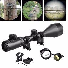 3-9x40EG Jäger Zielfernrohr für Luftgewehr Armbrust Rifle Scope 20mm + Montagen
