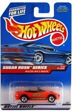 1998 Hot Wheels #741 Sugar Rush Series #1 Mazda MX-5 Miata