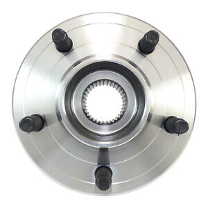 Wheel Bearing and Hub Assembly Front ACDelco 513189A