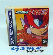 Mega Man Zero 3 (GBA) - PAL - NUOVO - NEW SEALED Megaman