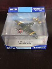 "NEW 1:100 ART 5371 Armour P-47 Thunderbolt USAAF ""Norma"" Airplane"
