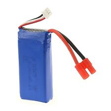 For Syma X8C X8W 7.4V 2400mAh Lipo Battery RC Quadcopter Part Round Adaptor