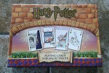 Harry Potter Magic Trick Cards Boxed Set by Carta Mundi