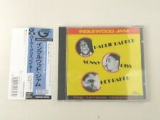 CHET BAKER/SONNY CRISS/CHARLIE PARKER - INGLEWOOD JAM - CD JAPAN 1989 W/OBI NM