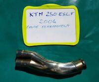 Coude échappement KTM 250 EXCF de 2004