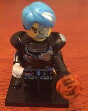 LEGO 71013 Series 16 #3  Minifigure Cyborg Genuine