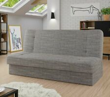 Sofa Appolinia mit Bettkasten und Schlaffunktion Polstersofa Neu Schlafsofa M24