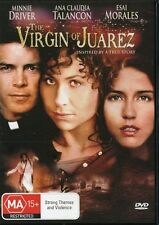 THE VIRGIN OF JUAREZ - MINNIE DRIVER - NEW & SEALED  R4 DVD FREE LOCAL POST