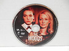 The Woods DVD Movie NO CASE Bruce Campbell Patricia Clarkson Agnes Bruckner