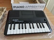 ION Piano Apprentice Piano/Keyboard Learning System for iPad, iPhone and iPod