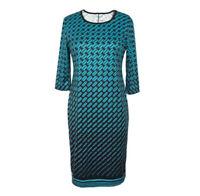 New Plus Size Fashion 3/4 Sleeve Women Ladies Bodycon Sexy Slim Casual Dress