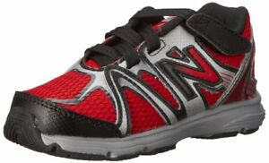 New Balance KV697 Youth Running Shoe (Toddler/Little Kid/Big Kid) Red/Black