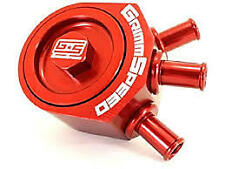 GrimmSpeed  AIR OIL SEPARATOR (FOR WRX 01-07/STI 01-17) - RED