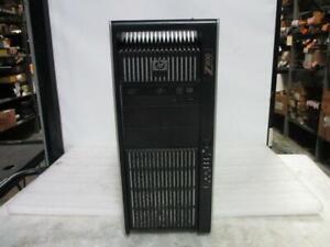 HP Z800 Workstation Intel Xeon X5687 @3.60GHz 24GB 500GB HDD DVD+RW PC (B1930)