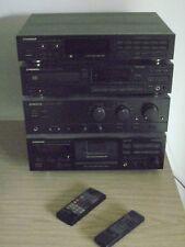 Pioneer Stereoanlage mit Bose Acoustimass 5 Serie II Boxen auf Orig.Bose UFS-20.