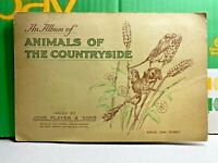 Animals of the Countryside-1939-John Player & Sons-Cigarette Cards-Completed