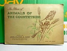 More details for animals of the countryside-1939-john player & sons-cigarette cards-completed