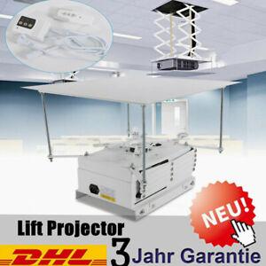 Motorisierter Projektorhalterung Aufzug mit Fernbedienung Lift Beamer Lift 100cm