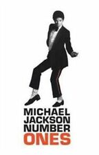 Michael Jackson Number Ones 5099720225096 DVD Region 2