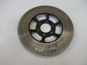 Or Suzuki GS 400 E Bj.80 Brake Disc Front 0 7/32in Disc