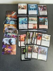 Magic The Gathering Lot Over 700 Cards Various Sets With Rares & Foils