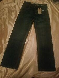 NEW Boys Size 10 Reg. Levi's Jeans 505 Straight Leg 25X25 MSRP $40 NWT