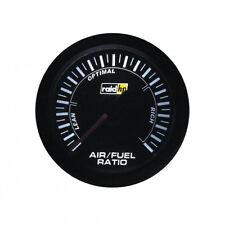 Raid HP Sport Serie Benzin- Luftgemisch / Lambda Anzeige Zusatzinstrument Black