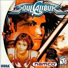 Soul Calibur - Sega Dreamcast by SPIG