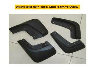 VOLVO XC90 2007 - 2013 FRONT AND REAR MUD FLAP CAR SET YT-VV006