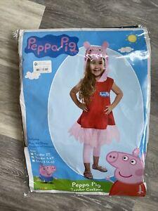 Peppa Pig Ballerina Costume 3-4T New Package