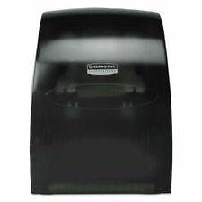 Kimberly Clark Professional Sanitouch Manual Hard Roll Towel Dispenser Black