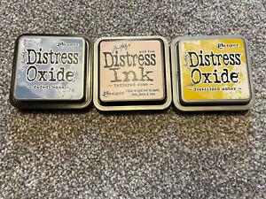 Tim Holtz Distress Oxide Ink Pad - NEW DISTRESS INK NEW